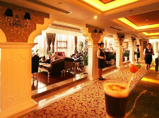 Da County, China: 康年逸品咖啡厅