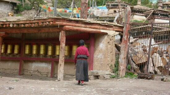 Burang County, China: 科加寺