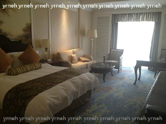 Grand Metropark Ocean Spring Resort Qingdao : 舒适行政房
