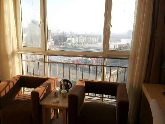 Super 8 Hotel Zhangjiakou Zhi Shan Jie: kewo