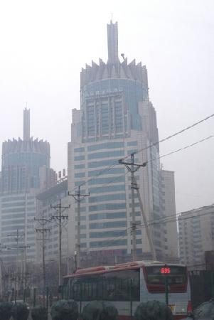 Yuanchenxin International Hotel:                   元辰鑫