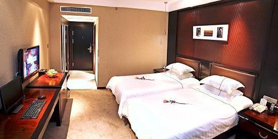 Shuguang Yunsong Hotel: 标准间
