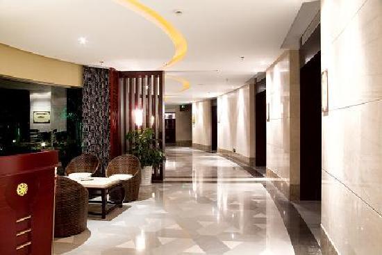 Shuguang Yunsong Hotel: 大堂吧