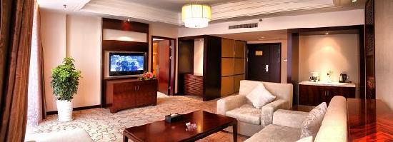 Shuguang Yunsong Hotel: 商务套房