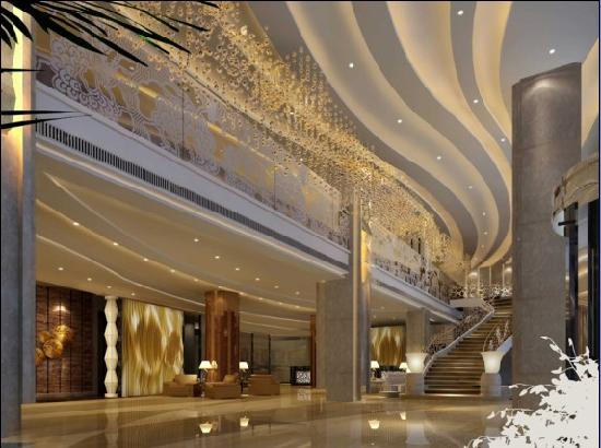 Brigh Radiance Hotel: 酒店大堂