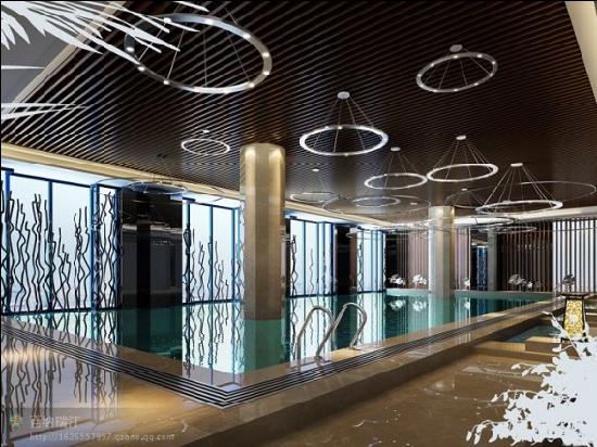 Brigh Radiance Hotel: 酒店游泳池