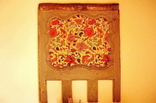 Le Champ Des Oiseaux:                   墙上朴素可爱的装饰