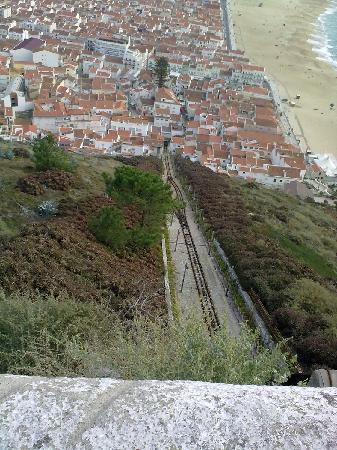 Sao Jacinto, Portugal:                                     观光火车道
