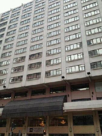 Metropark Hotel Kowloon:                   外观