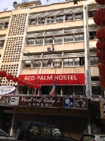 Red Palm Hostel