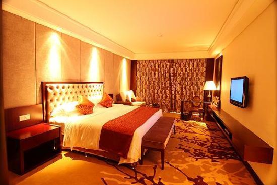 Flower Hotel Shaoxing: 大床房
