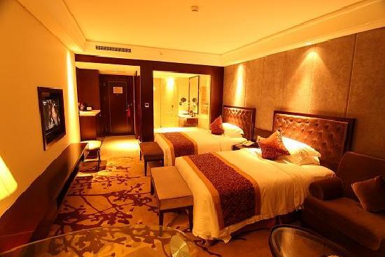 Flower Hotel Shaoxing: 豪华标准间