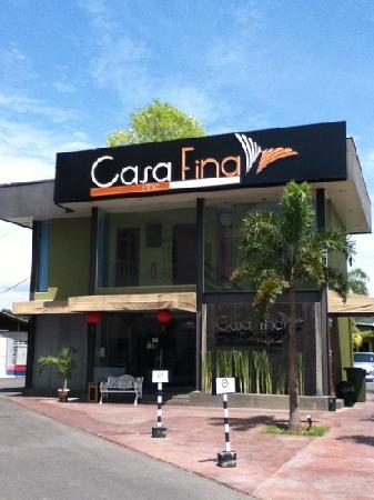 Casa Fina Fine Homes: 网上很热的旅馆