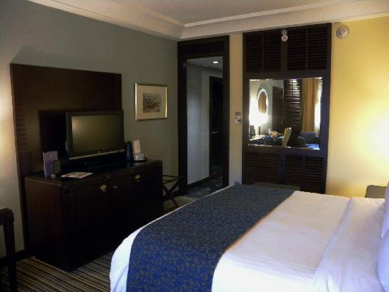 Jordan Valley Marriott Resort & Spa: 死海万豪度假酒店4