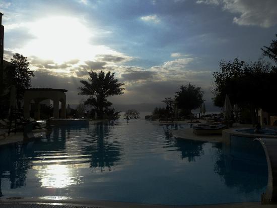 Jordan Valley Marriott Resort & Spa: 死海万豪度假酒店7
