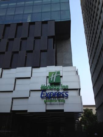 Holiday Inn Express Bangkok Siam: 外观