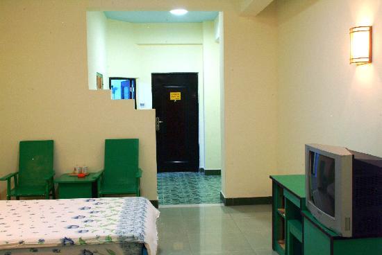 Songtaoge Inn : 标准双人房202-2