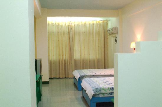 Songtaoge Inn : 标准双人房202-1