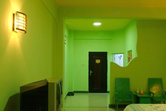 Songtaoge Inn : 标准双人房201-2