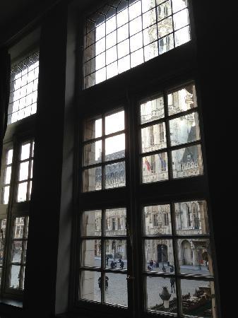 Residence Grand Place: 看到大广场