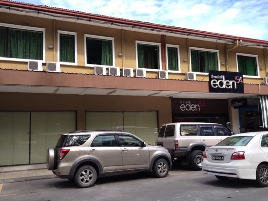 Hotel Eden54: Eden 54
