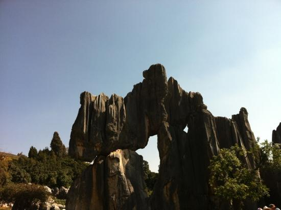 1 Day Private Tour To Stone Forest and Jiuxiang Cave: 石林