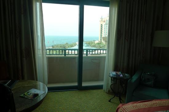 فندق اتلانتس ذا بالم: 海景