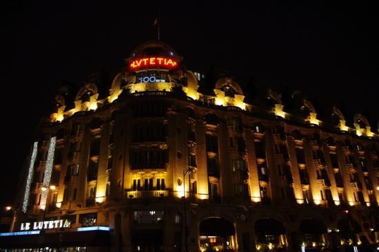 Hôtel Lutetia: Exterior