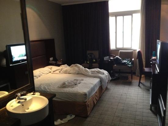 Hanting Xingchen Hotel Beijing Shaoyaoju : 大床房
