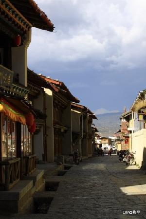 Dukezong Ancient Town: 古城