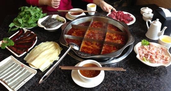 QiQi Hotpot (JieFang Bei)