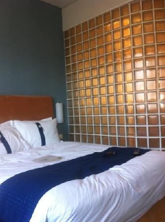 Holiday Inn Express Shangdi: 上地智选假日酒店客房内部