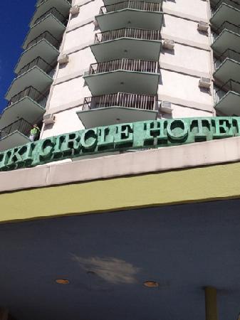 Aston Waikiki Circle Hotel:                   cool