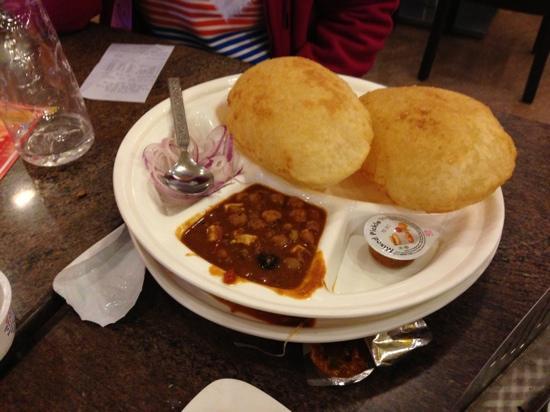 Ginger New Delhi: 酒店餐厅较贵,不推荐