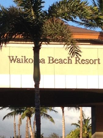 Waikoloa Beach Resort: cool