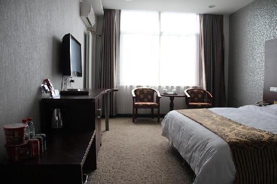 Super 8 Hotel Xian Lintong Hua Qing Chi : 酒店客房