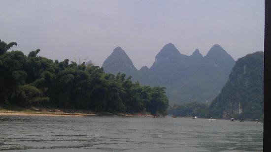 Yangshuo Village Retreat: 山