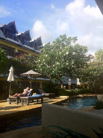 Woraburi Resort Spa Phuket:                   漂亮的酒店