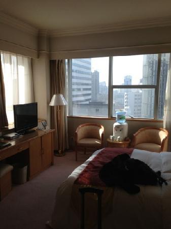 Bestway Hotel Kunming:                   单人间