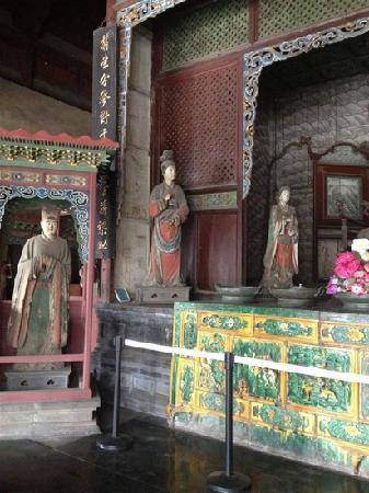 Jinci Museum: 馆内风景