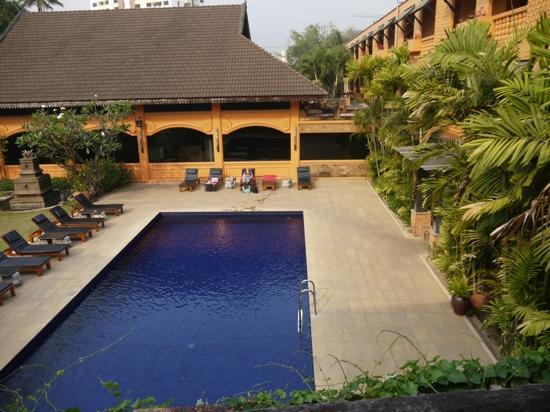 Chiang Mai Garden Hotel & Resort: pool