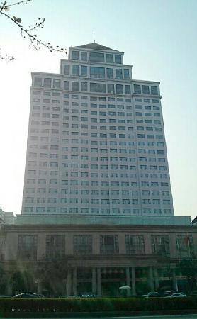 Continental Grand (wu Zhou) Hotel: 相当气派