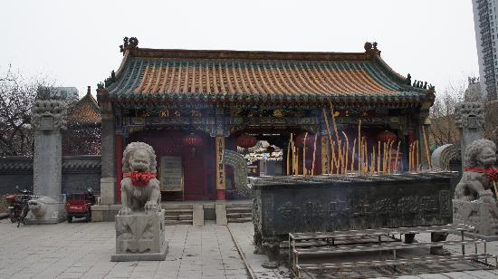 Huangsi Temple