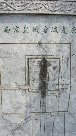 Ruins of the Ming Palace: 明故宫遗址