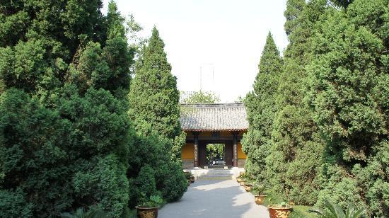 Bao Zheng's Ancestral House of Anhui : 包公祠