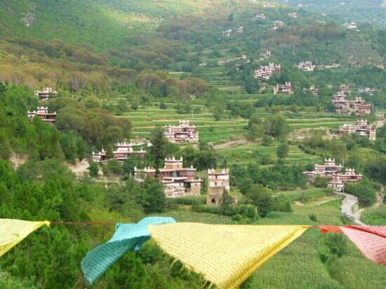Jiaju Tibetan Village: 甲居