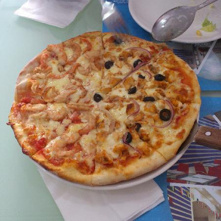 Pizza2Pizza (Tianhe North Road) : 美味的pizza