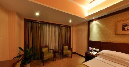 Vienna Hotel Nanchang Ruzi Road: 酒店豪华单人房