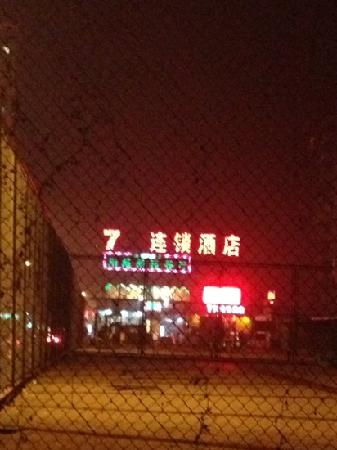 7 Days Inn (Guangzhou Beijing Road):                   还行