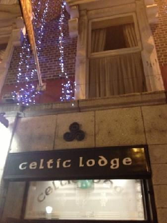 The Celtic Inn: good